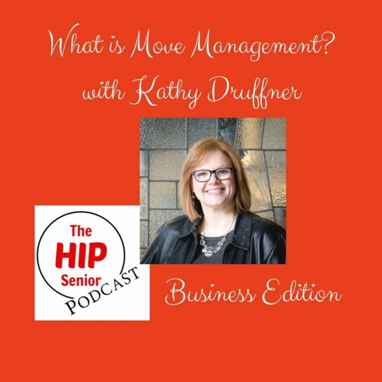 What is Move Management with Kathy Druffner
