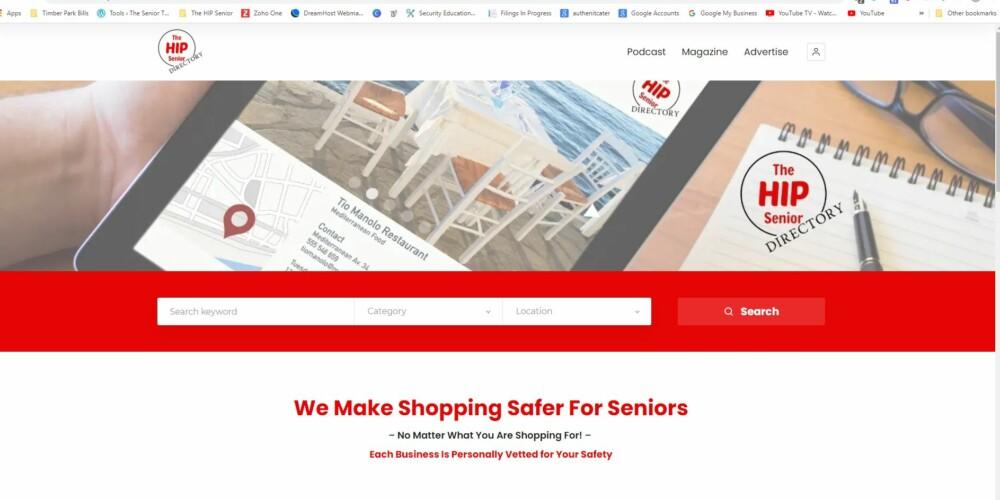 Making Shopping Safer for Seniors