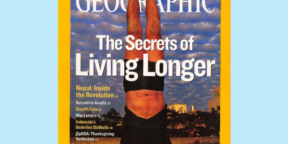 The Brilliance of Blue Zones: A Conversation with Dr. John Westerdahl