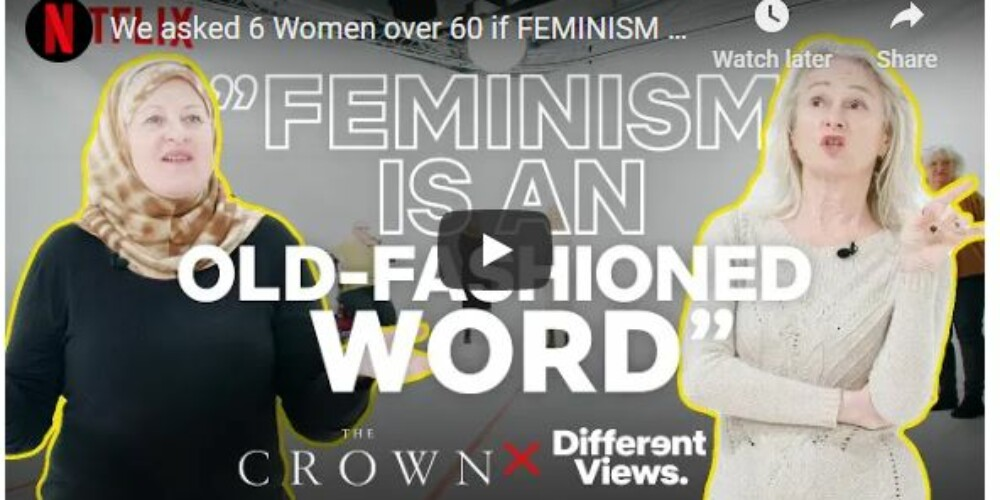 Penny Leese Participates in a Debate About Feminism