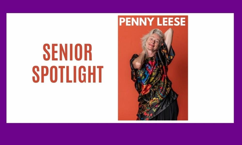 Senior Spotlight! Penny Leese!