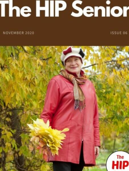 The HIP Senior- November 2020 Issue