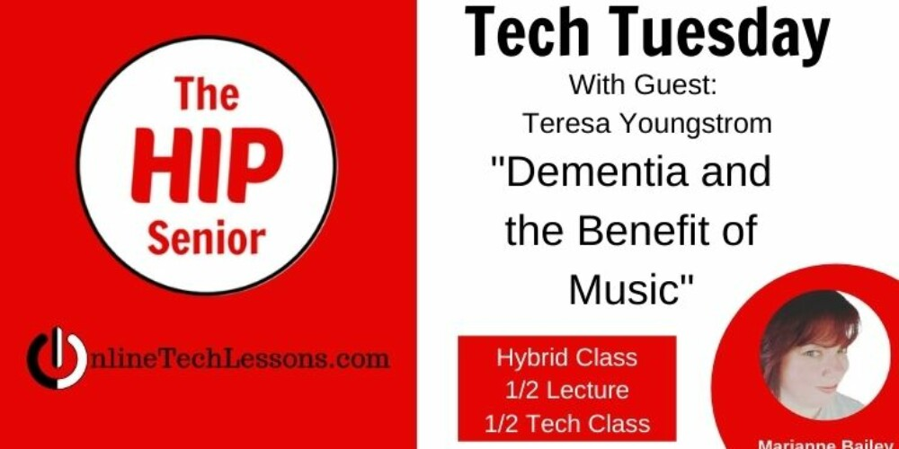 Learning about Dementia and the Benefits of Music