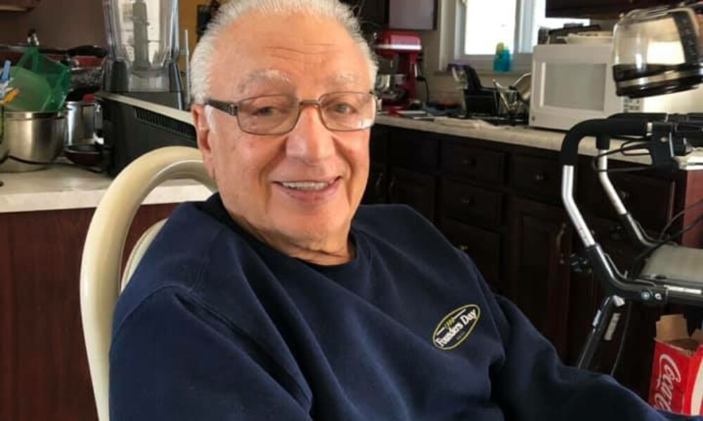 Meet an Amazing Senior -Tony Massoud