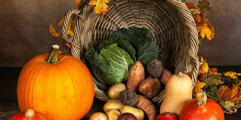 Foods of Thanksgiving
